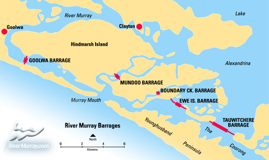 coorong_map_barrages