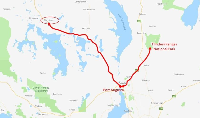 flinders_ranges_national_park_map